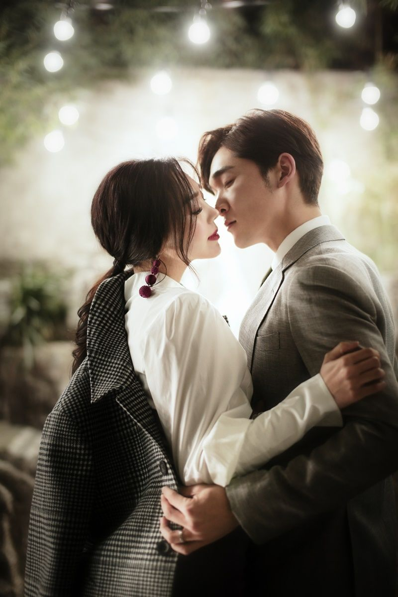 Special korea pre wedding photography package usd couple in