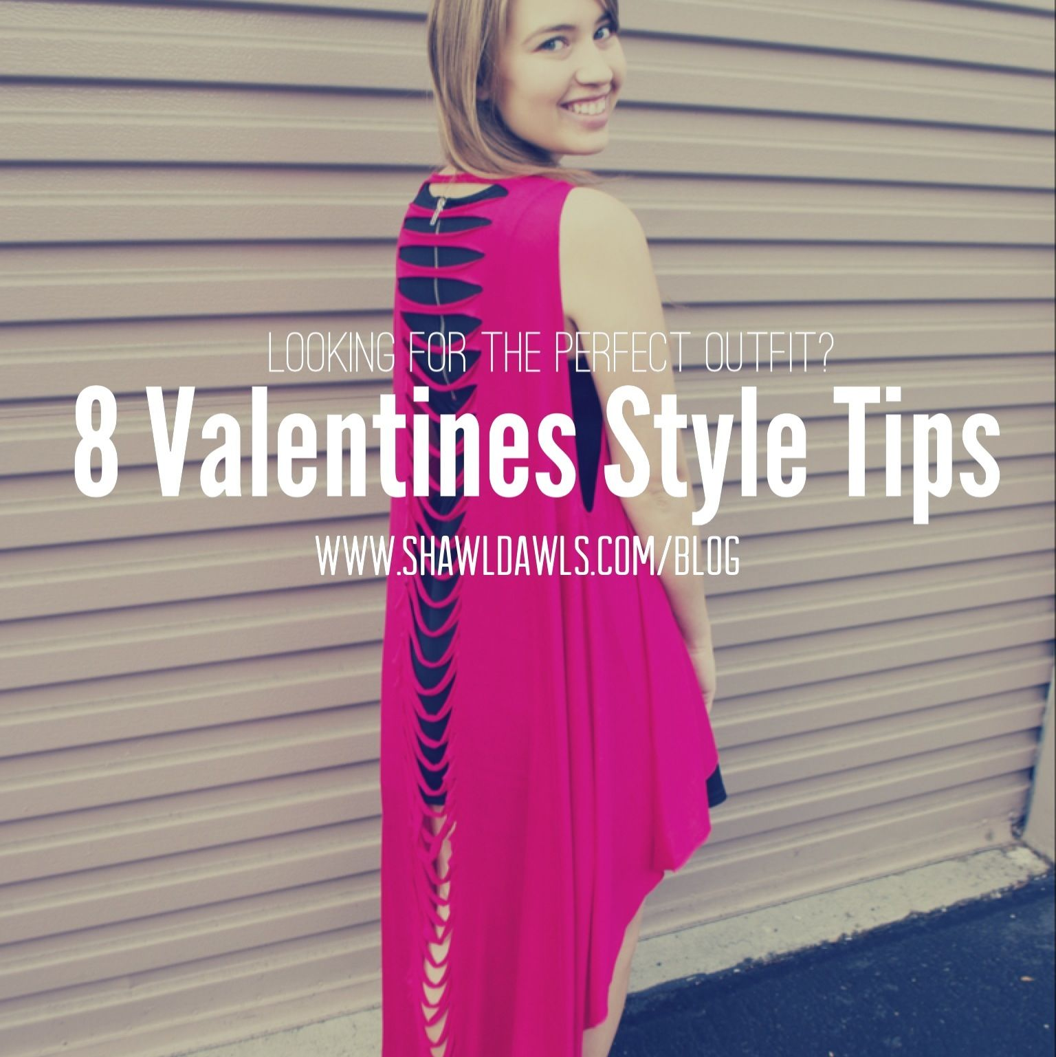 Check out our blog for some cute Valentines-inspired outfit ideas!