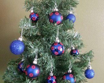 Phish Mini Christmas Ornament Set Of 20 Fishman Donuts Shatterproof Ornaments Mini Christmas Ornaments Christmas Ornament Sets Shatterproof Ornaments