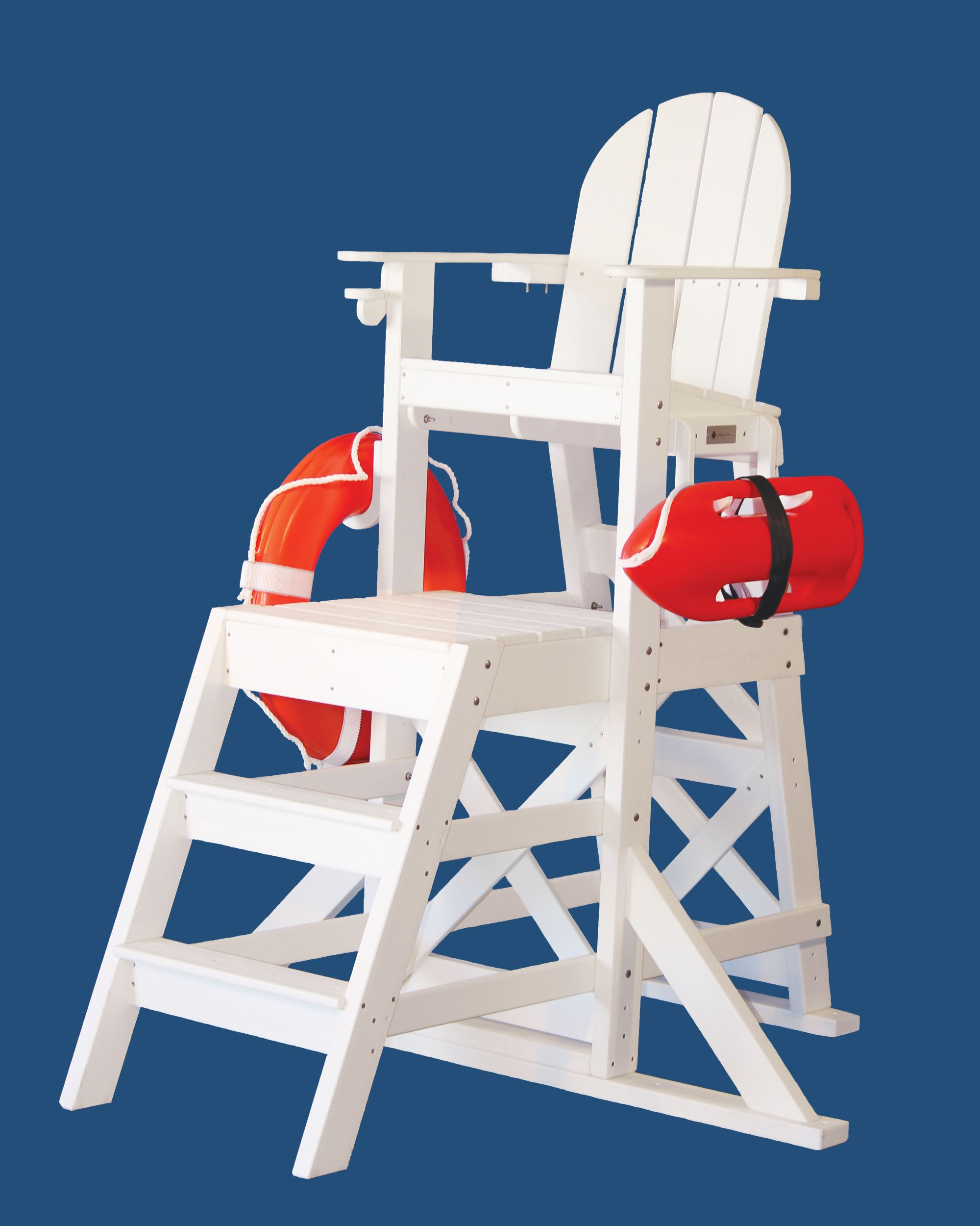 how to build a lifeguard chair best video game chairs equipment pinterest