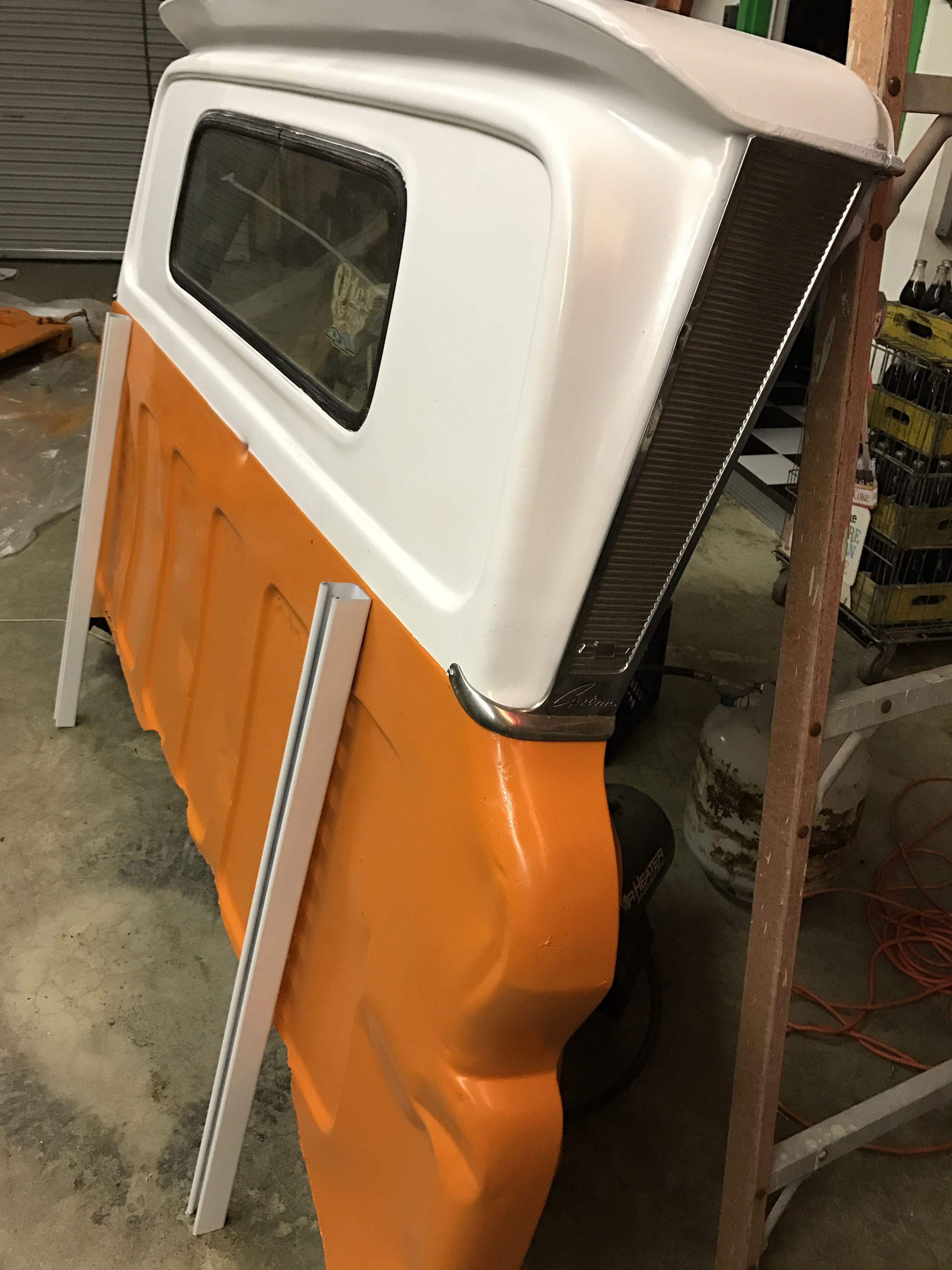 1965 Chevrolet Fleetside Queen Size in 2019 Truck bed