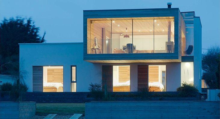 Pooley house hayling island john pardey architects