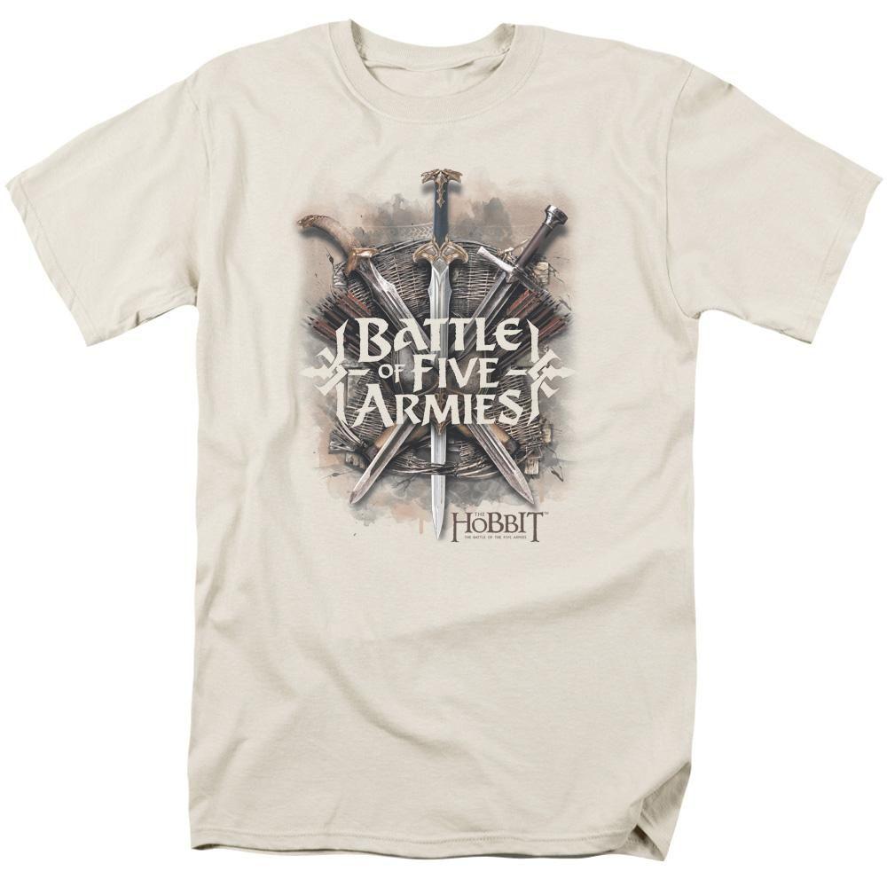 The Hobbit Hobbit Hole Premium Adult Slim Fit T-Shirt