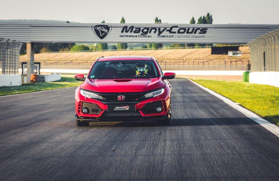 Mobil Honda Ini Mampu Pecahkan Rekor Kecepatan Di Eropa Eropa Honda Civic Honda