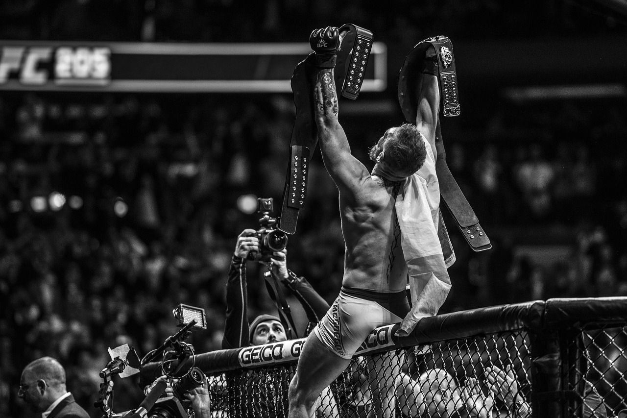 Higherprimate We Re Not Here To Take Part We Re Here To Takeover Ufc Fighters Conor Mcgregor Ufc