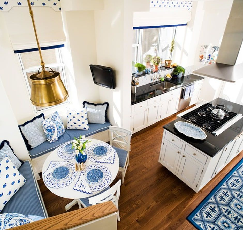 Awesome  Decorating  Pinterest  Kitchens Room Interior Design Delectable Small Kitchen And Dining Design Decorating Inspiration