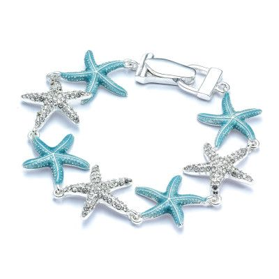 Paradise Starfish Bracelet Br 12782