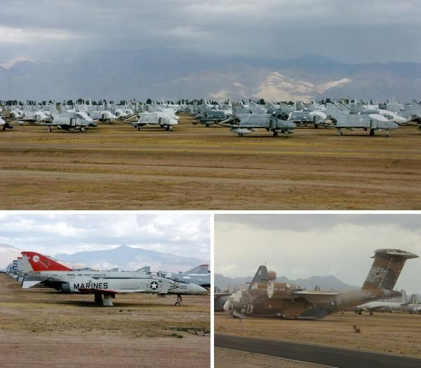 Abandoned Aircraft, Airfields, Airbases And Airport