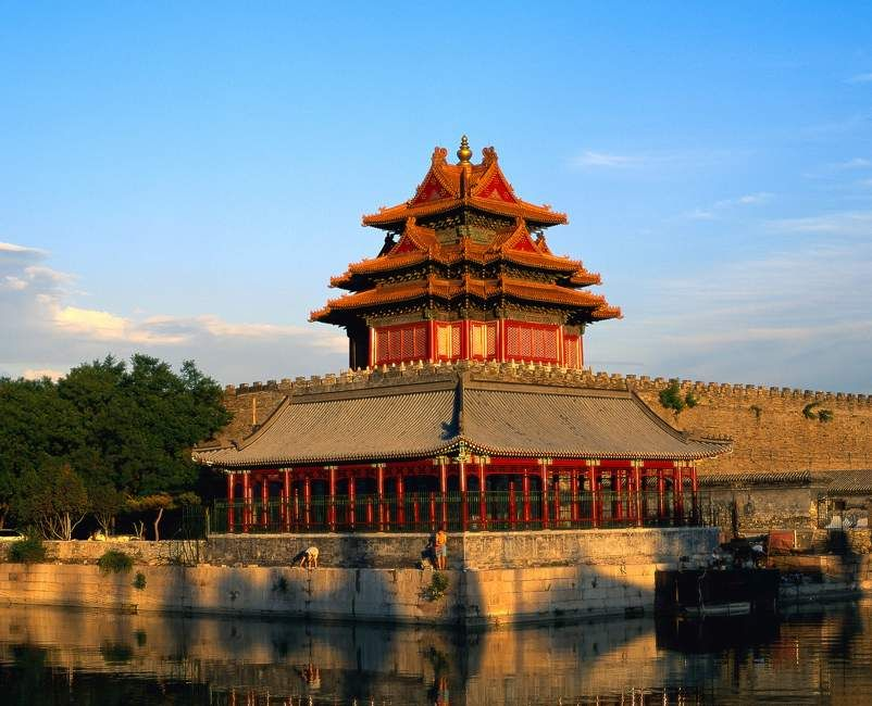 Forbidden City Beijing Palace Museum Chinese Imperial Palace Forbidden City Ancient Chinese Architecture Chinese Architecture