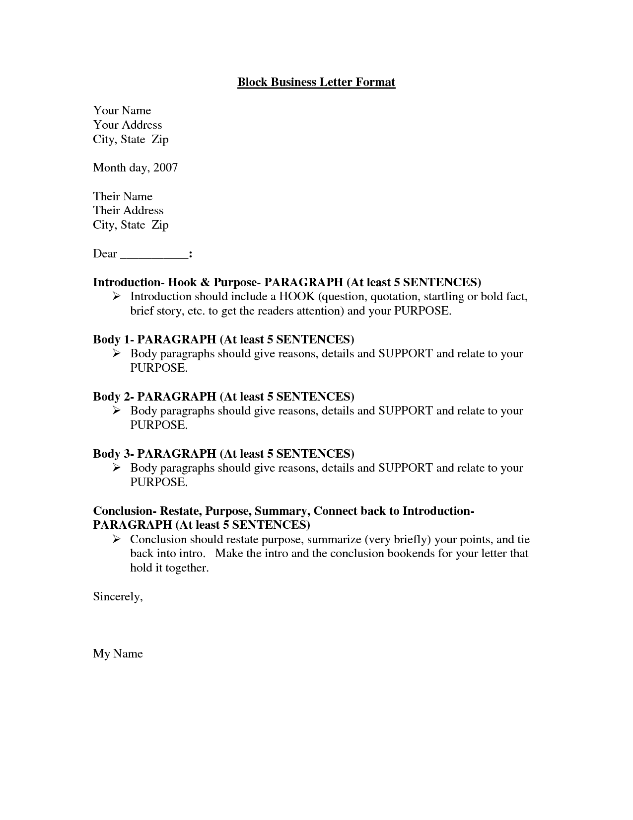 cover letter proper formats personal format with and enclosures sample business formal best free home design