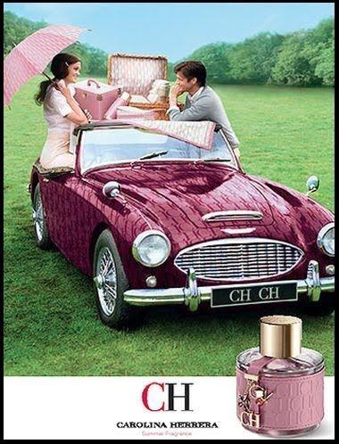 El Armario De Lu By Jane Te Gusta Ch Anuncio Perfume Perfume Carolina Herrera Perfume
