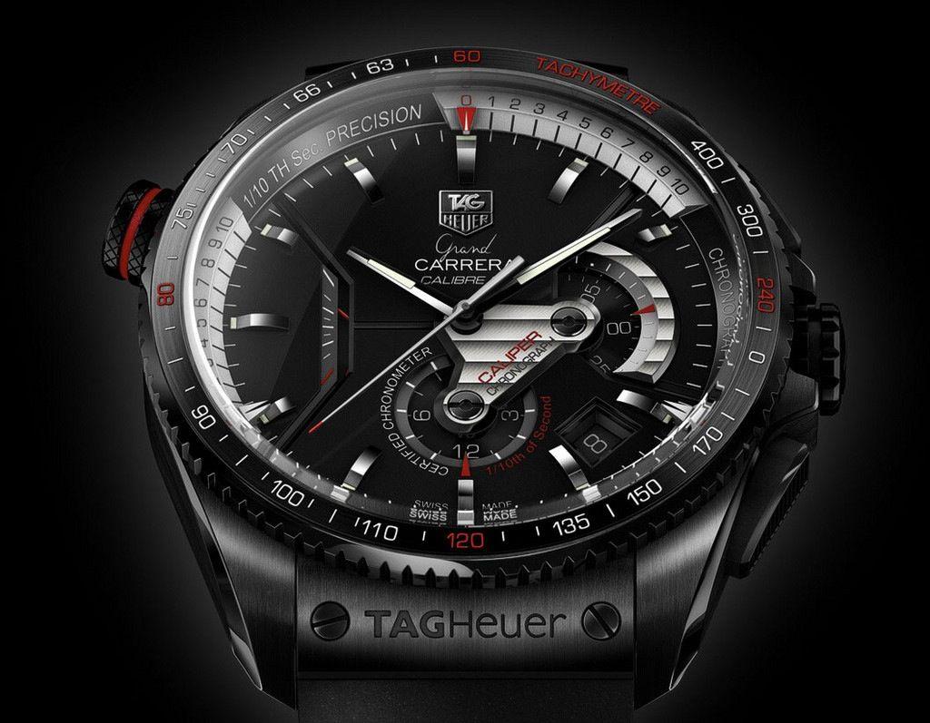 d20440c9553 TAG Heuer Grand Carrera Calibre 36 Concept Chronograph | Watches ...