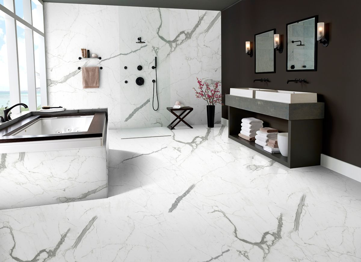 Statuario altissimo polished from the stile thin porcelain statuario altissimo polished from the stile thin porcelain collection delivers the most exclusive italian marble dailygadgetfo Choice Image