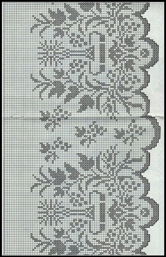 Resultado de imagen de crochet altar cloth patterns for Lavori all uncinetto per altari