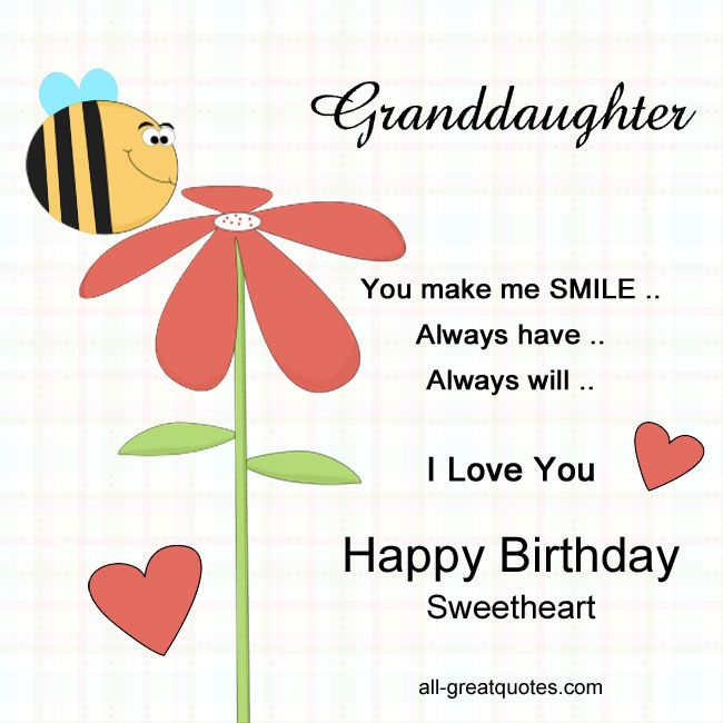 Very Special Free Birthday Cards For Granddaughter Free Birthday