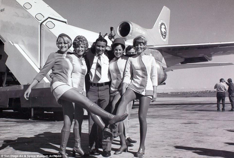 Single And Pretty What Being A Stewardess Was Like Until The