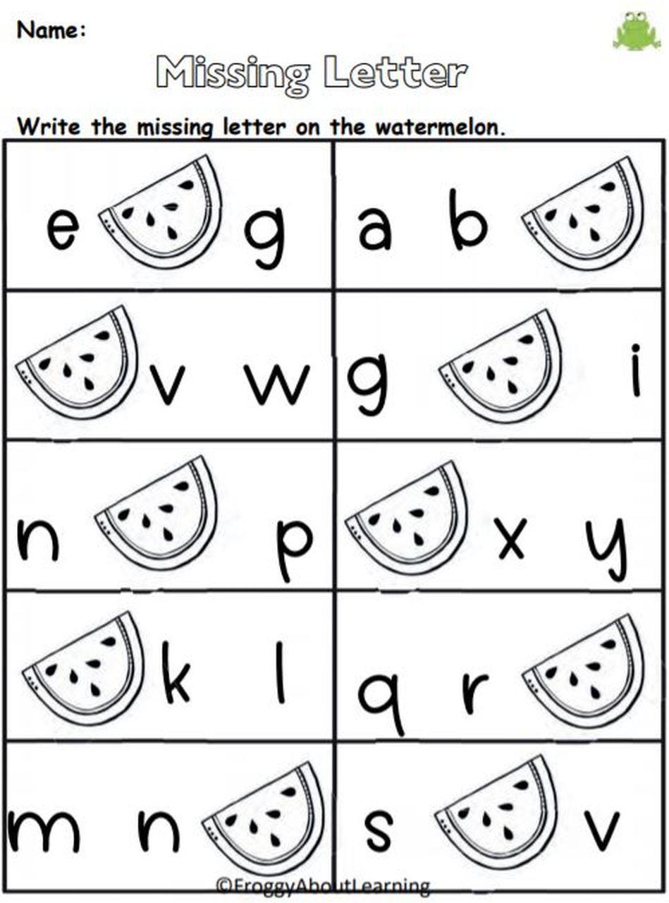 Kindergarten Summer Packet | Math, Kindergarten, Cvc words