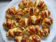 Schinken-Käse-Hörnchen - Rezept mit Bild