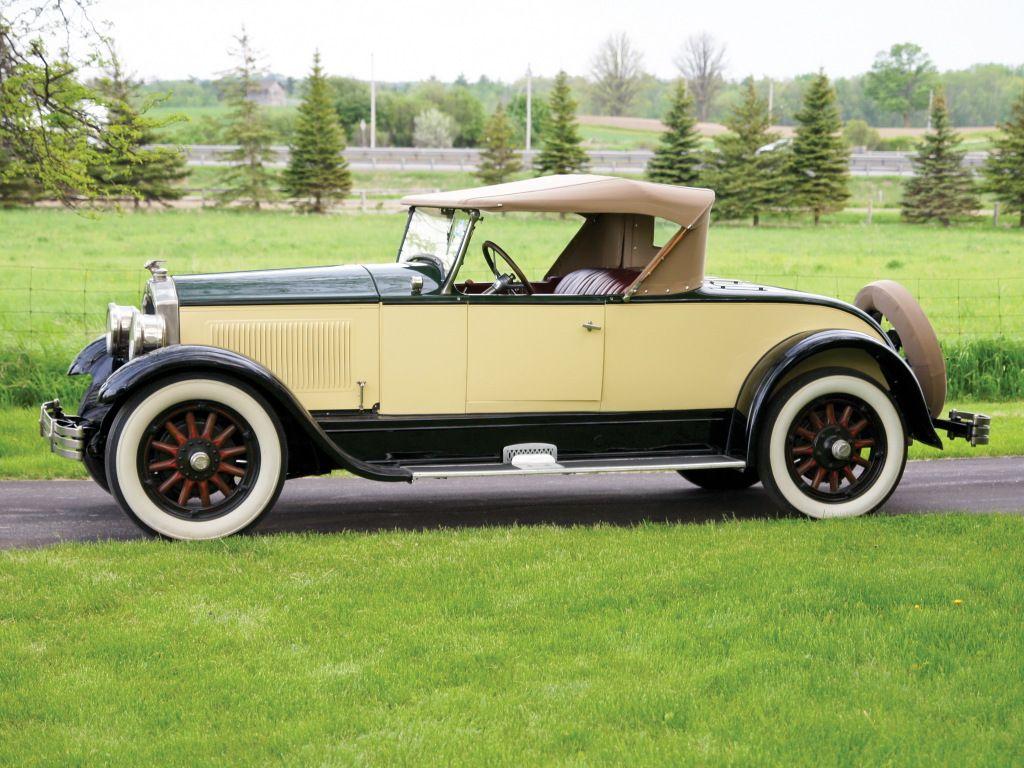 Buick Master Six Deluxe Sport Roadster (2754) '1927