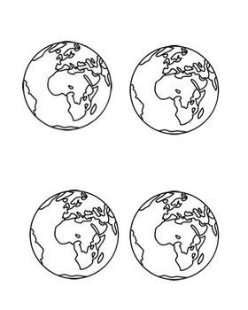Reason for the Seasons Earth's Tilt Activity Craft