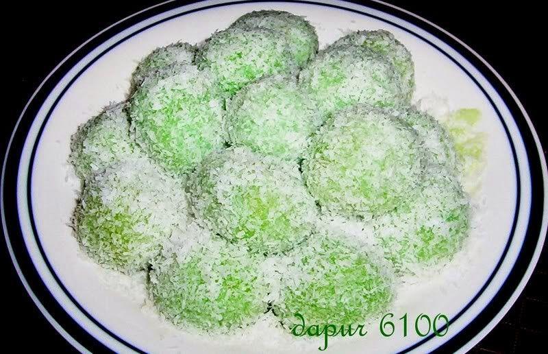 Resep Aneka Jajan Pasar Resep Klepon Spesial Indonesian Food Food Recipes