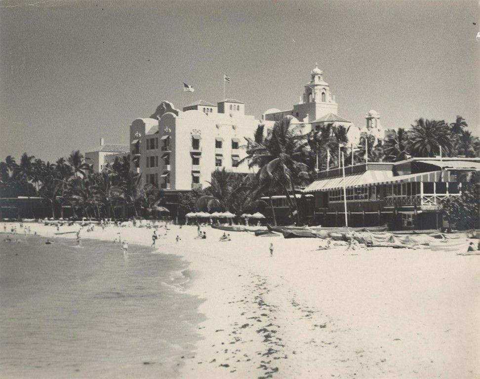 Royal Hawaiian Hotel, 1951, Waikiki | Hawaii Pictures of the Day