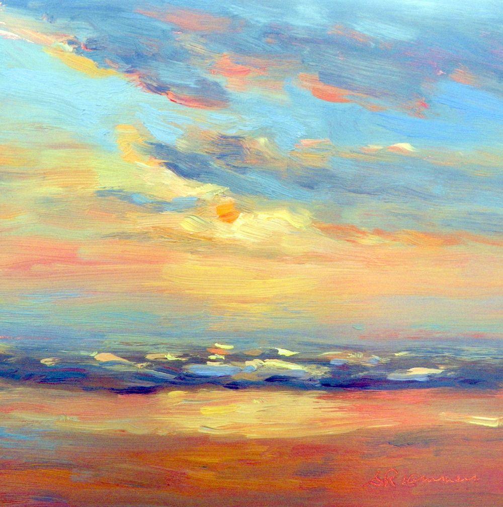 Famous Paintings Of Sunrises