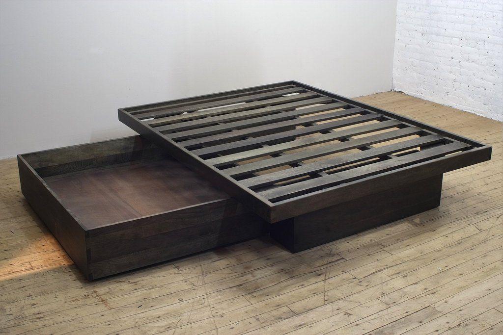 Elate Storage Bed Bed Frame With Storage Storage Bed Floating Bed Frame