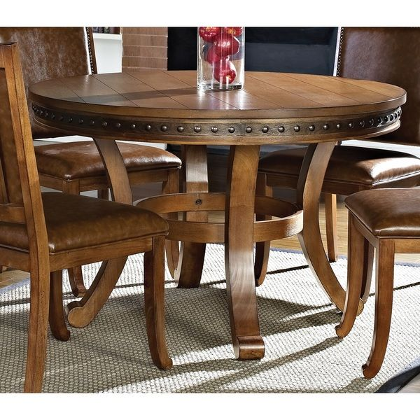 Greyson Living Bramley Inch Round Dining Table Steamboat Condo - 48 inch round office table
