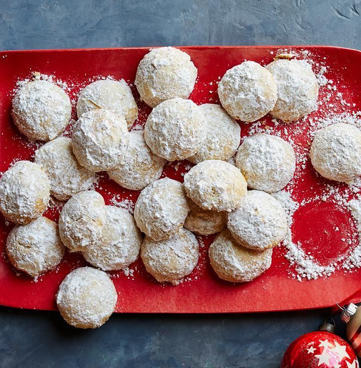 GlutenFree Snowballs Recipe Gluten Free Gluten free
