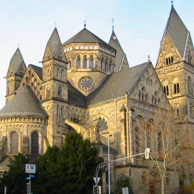 Koblenz, Church