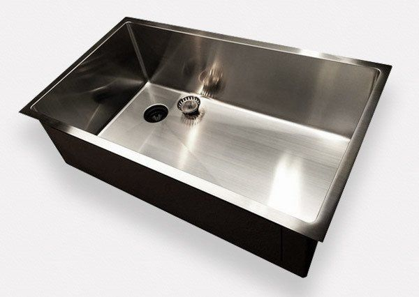 32 Sink Single Bowl Offset Drain Left 5s32l Offset Drain Kitchen Sink Kitchen Sink Remodel Sink