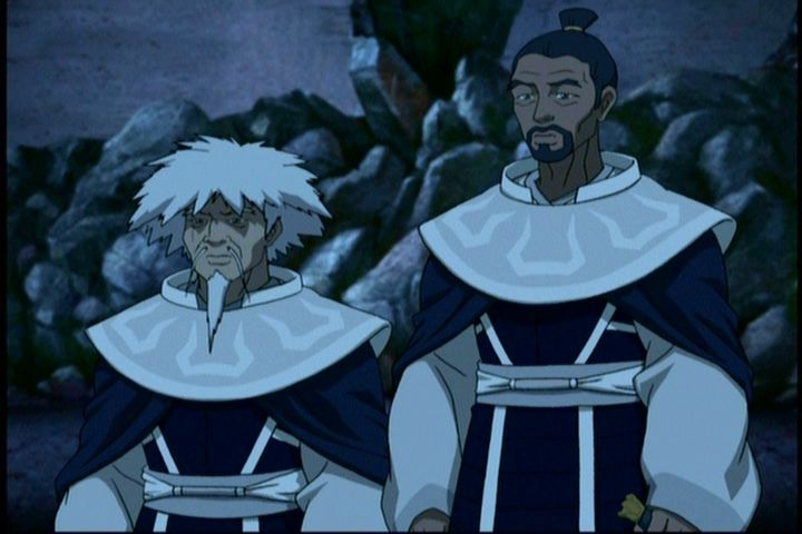 The Order Of The White Lotus Avatar The Last Airbender The Last