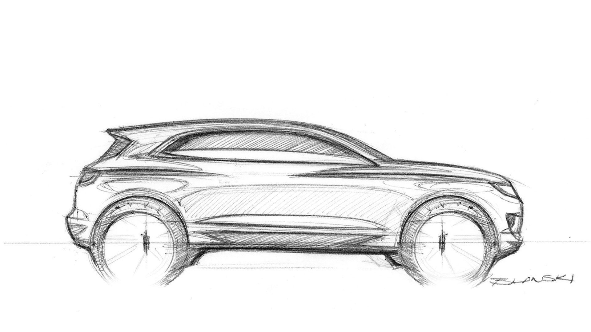 Lincoln Mkc Concept Lincoln Mkc Luxury Design