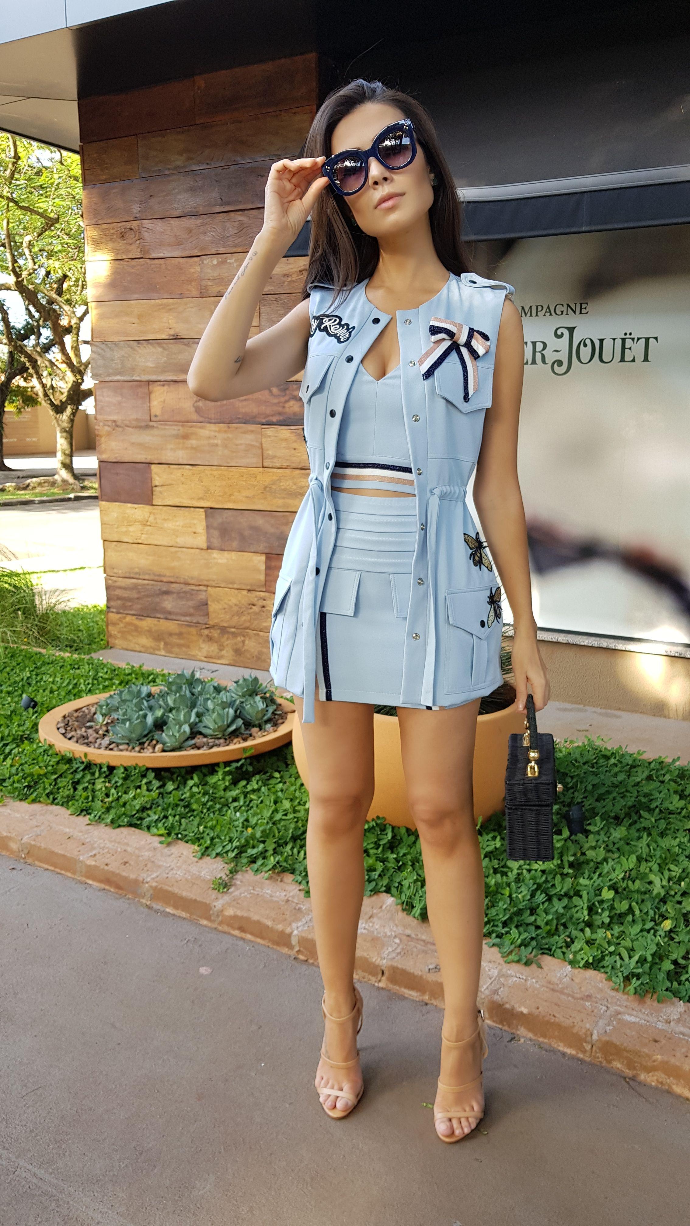 Lookdodia Moda Fashion Roupas Chique Moda Moda Feminina
