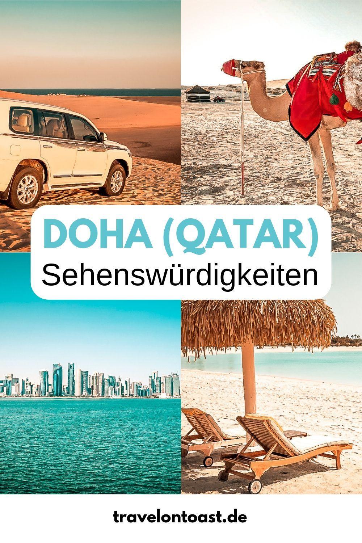 Doha Reise Things To Do In Qatar Travelbugs Werbung Doha Qatar Katar Ist Das Reichste Land Der Welt Dort Findet 2022 In 2020 Qatar Travel Doha Asia Destinations