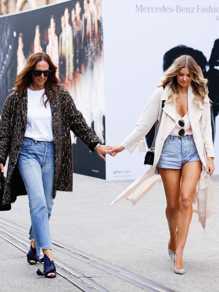 detaljeret look halv pris fabrikspris Two Australian Fashion Bloggers Now Have Their Own TV Show ...