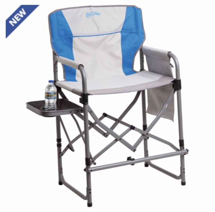 Bass pro shops eclipse magnum director chair with side