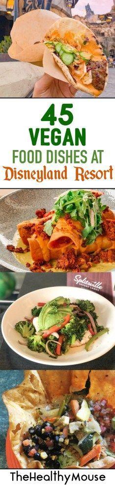 45 Vegan Food Dishes At Disneyland Resort The Healthy Mouse Vegetarian Gumbo Food Dishes Disneyland Food