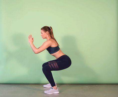 13 noequipment leg exercises you can do at home  leg