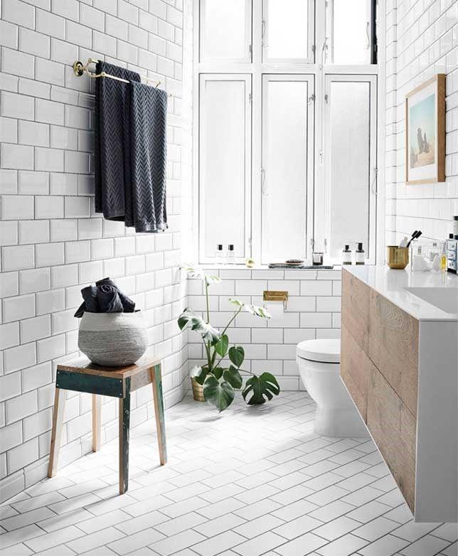 Bildresultat för badrum inspiration klassiskt Badrum Pinterest