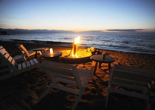 Third Times The Charm Beach Night Night Beach Weddings