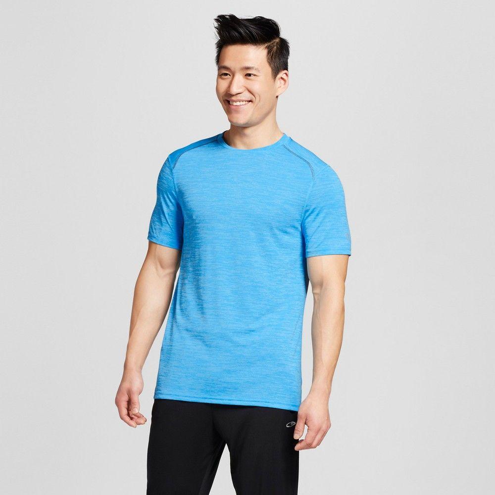 Men's Premium Tech T-Shirt - C9 Champion - Hydro Blue Xxl
