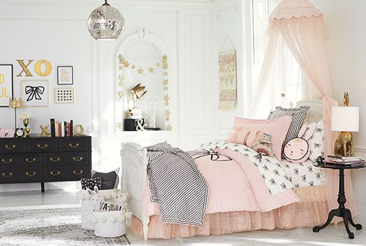 The Perfect Little Girls Room Decor Inspiration Of Pink White