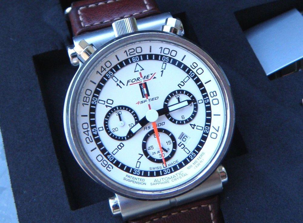 ab90ef317f4c Formex Automatic Chronograph