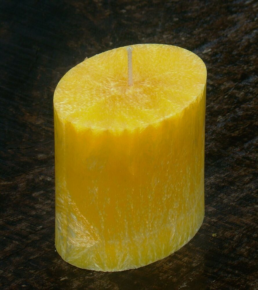 200hr CHRISTMAS PUMPKIN GINGERBREAD Artisan STRONG SCENTED PILLAR CANDLE Gifts