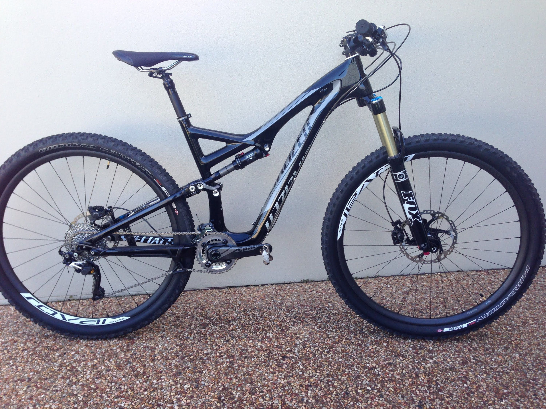 Specialized Stumpjumper FSR Expert Carbon 29 | Mountain bike | Pinterest