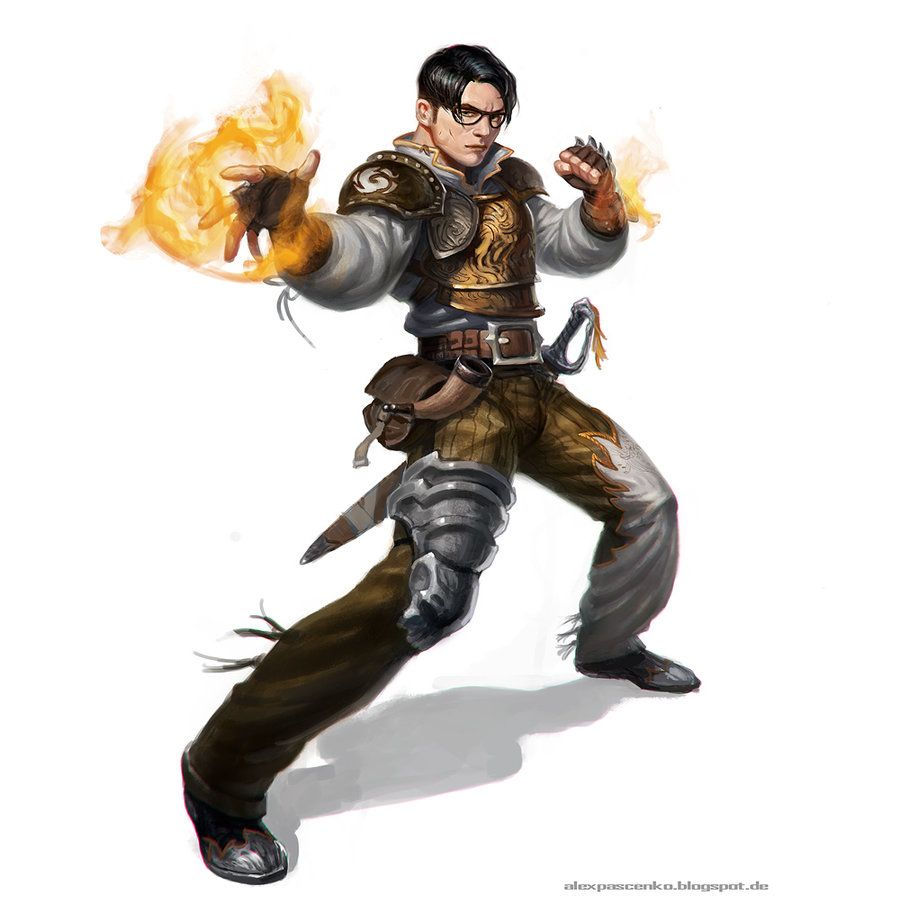 Character And Npc Design : James eredas by alexpascenko armor clothes clothing