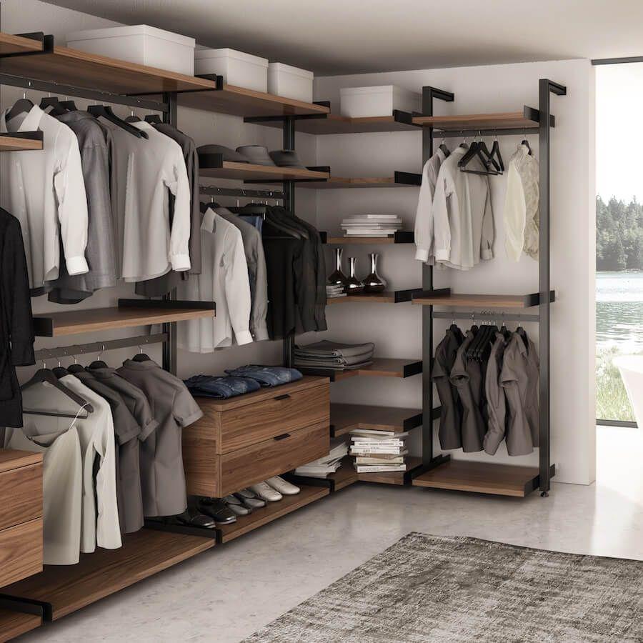 Gravity closet system configuration 8 in 2020 closet designs