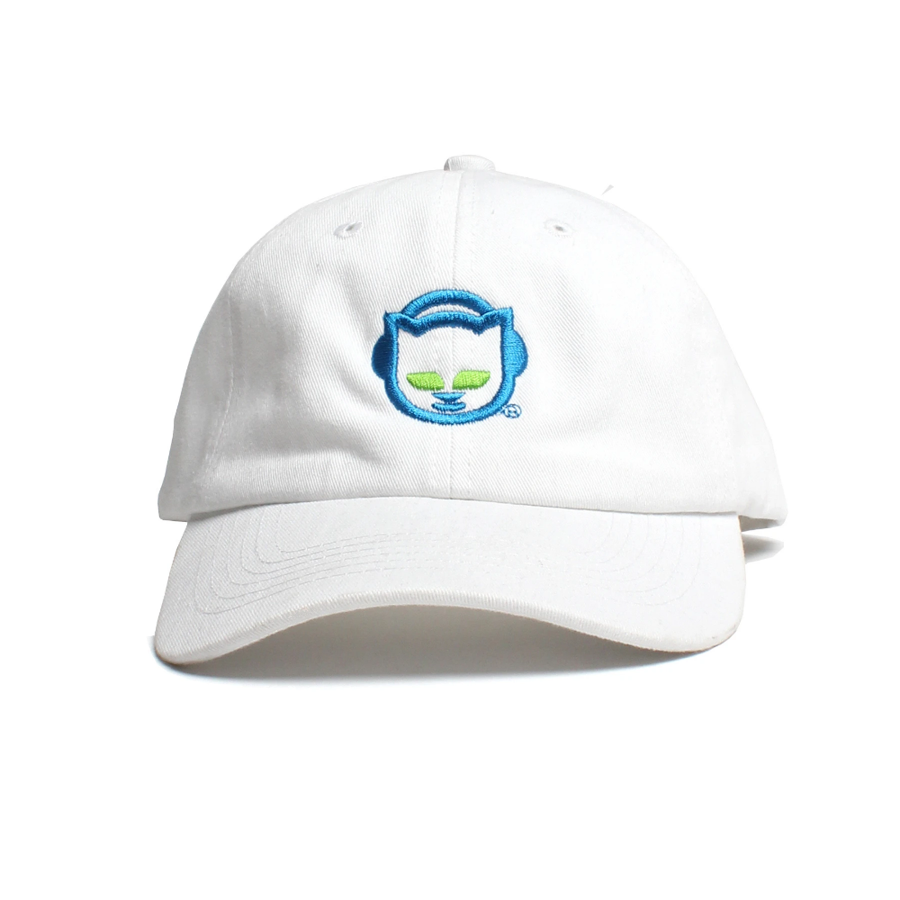 Napster Logo Embroidered Cap By Altru Apparel Embroidered Caps Altru Apparel Logo Embroidered